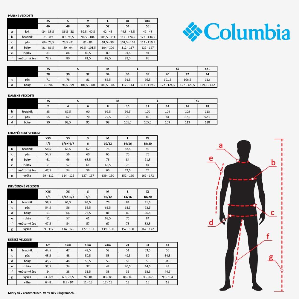 Коламбия Женская Одежда Размер 54