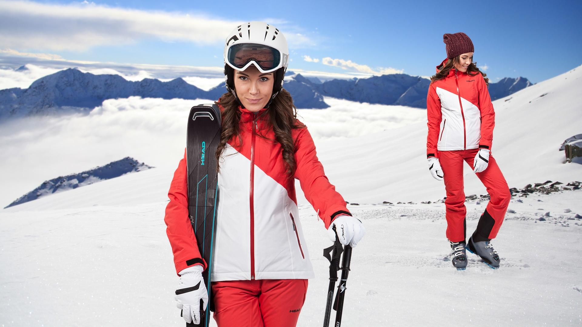 Dámsky lyžiarsky set Head