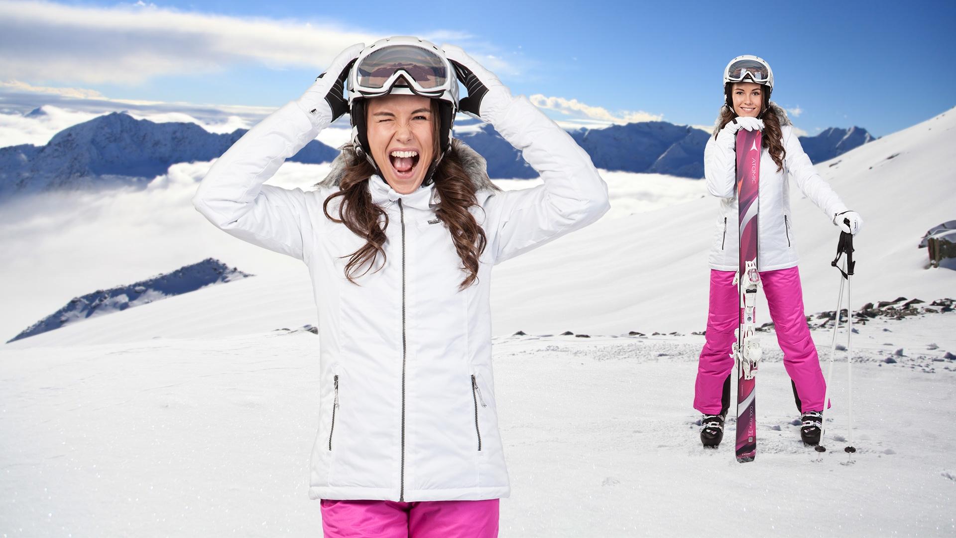 Dámsky lyžiarsky set Alpine Pro