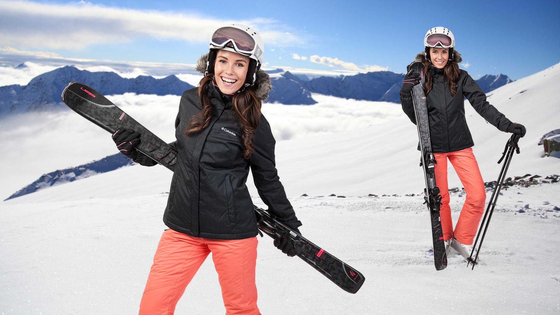 Dámsky lyžiarsky set Columbia