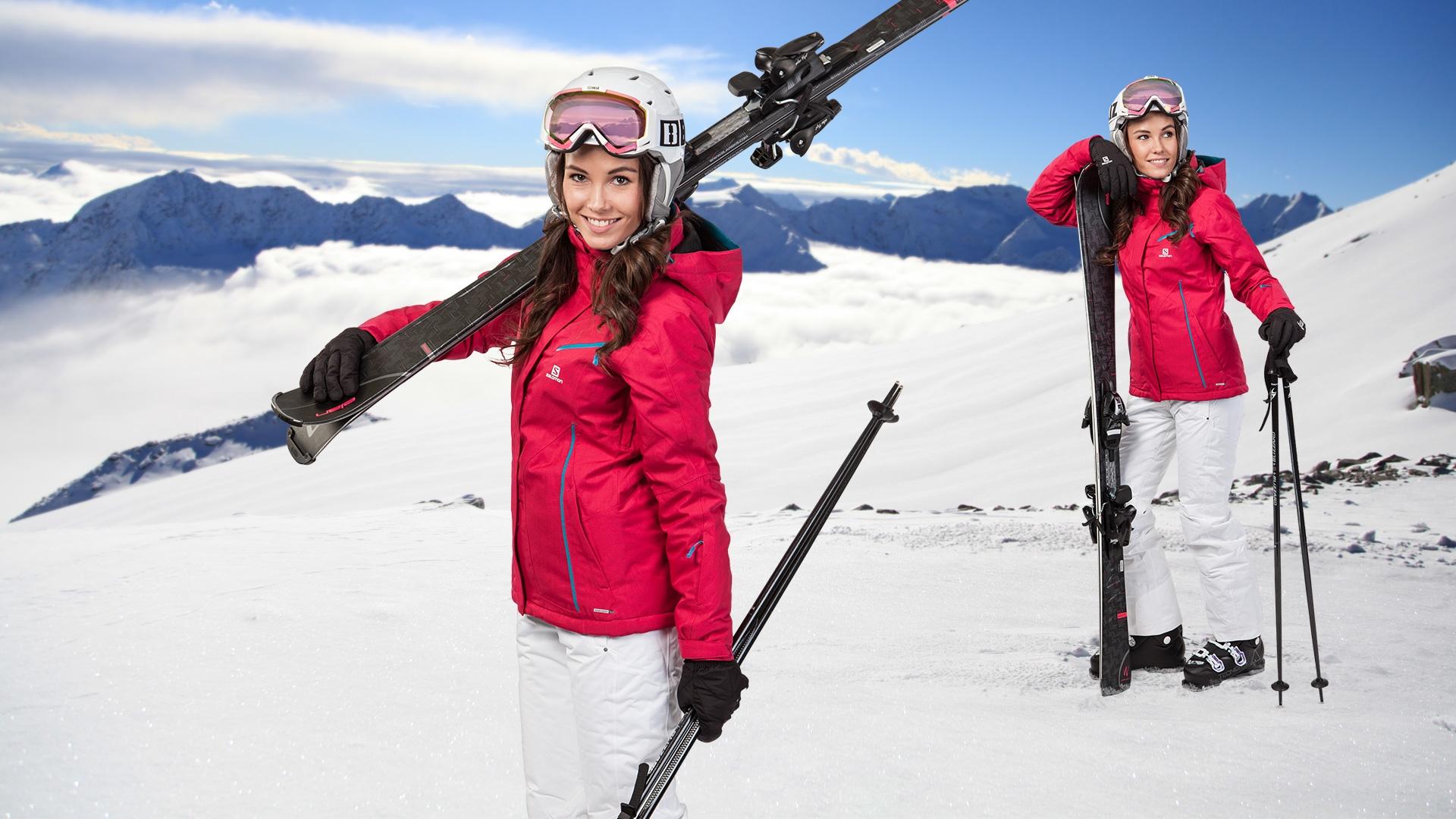 Dámsky lyžiarsky set Salomon