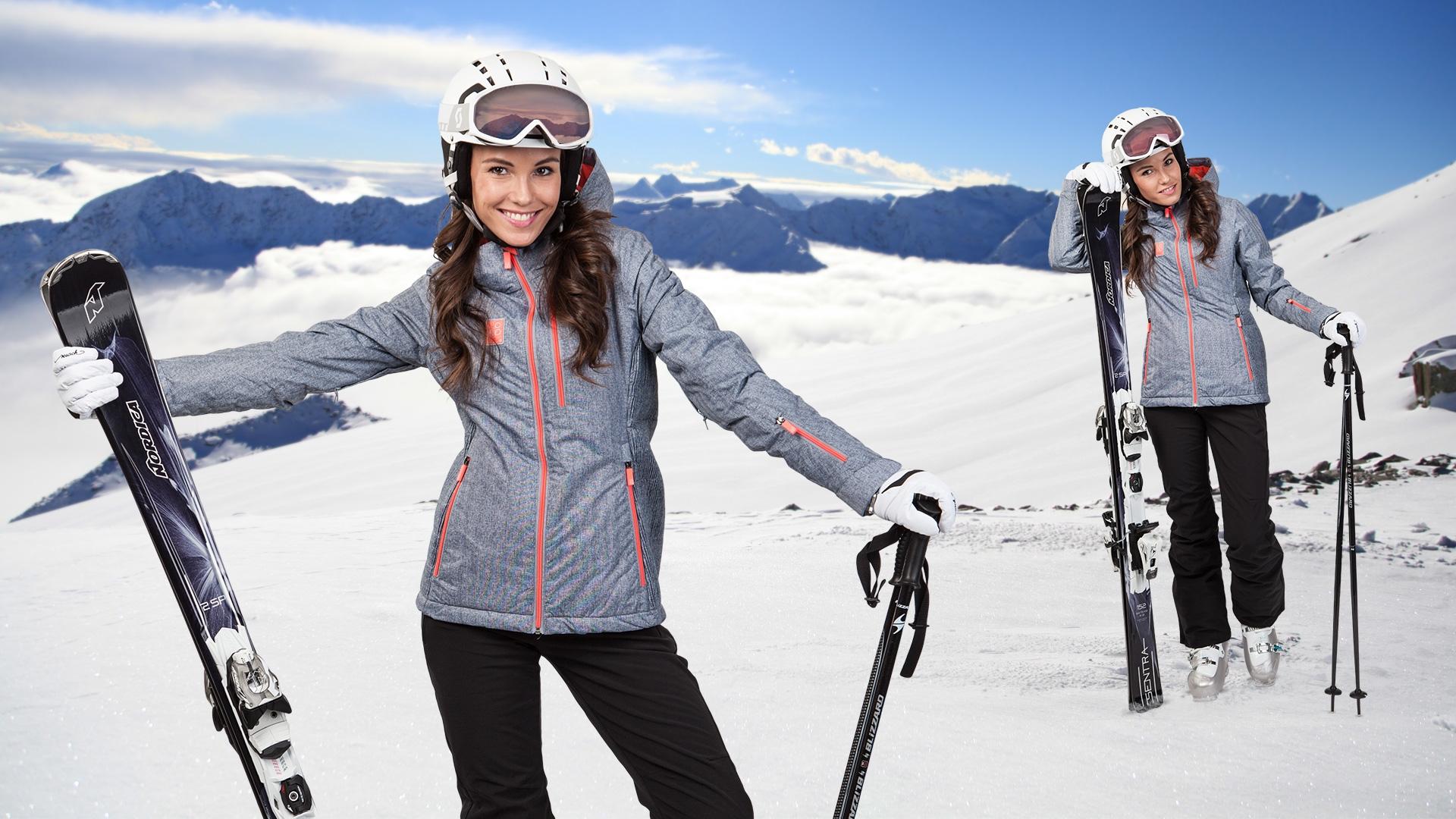 Dámsky lyžiarsky set Loap