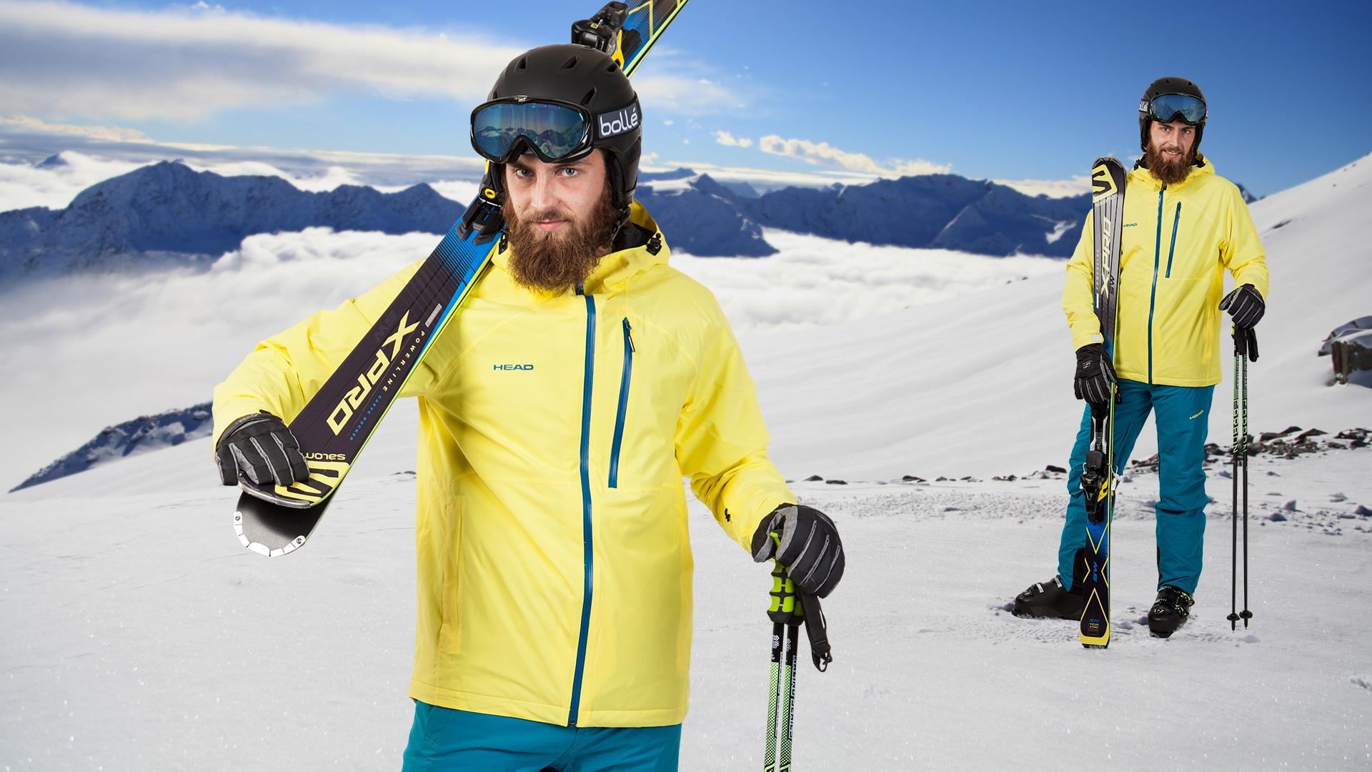 Pánsky lyžiarsky set Head