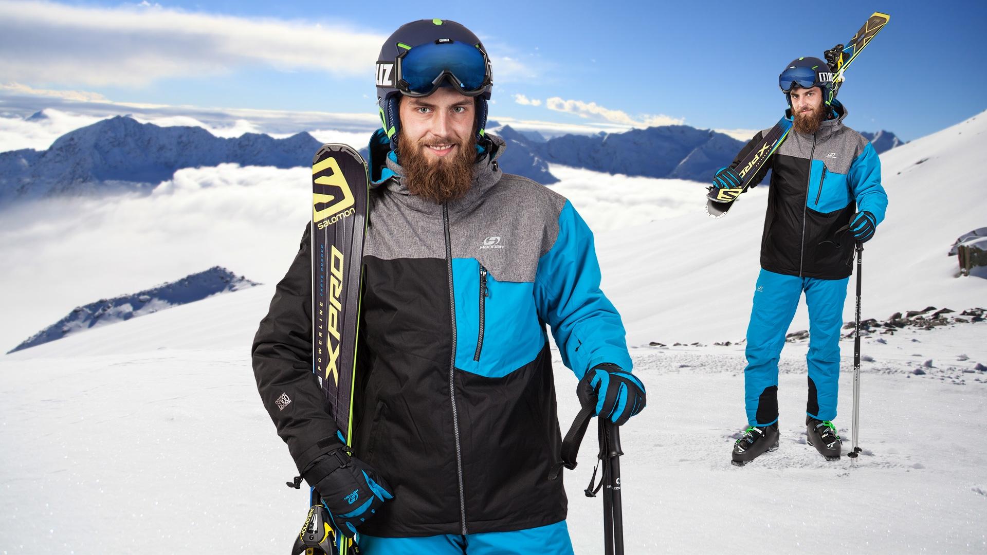 Pánsky lyžiarsky set Hannah