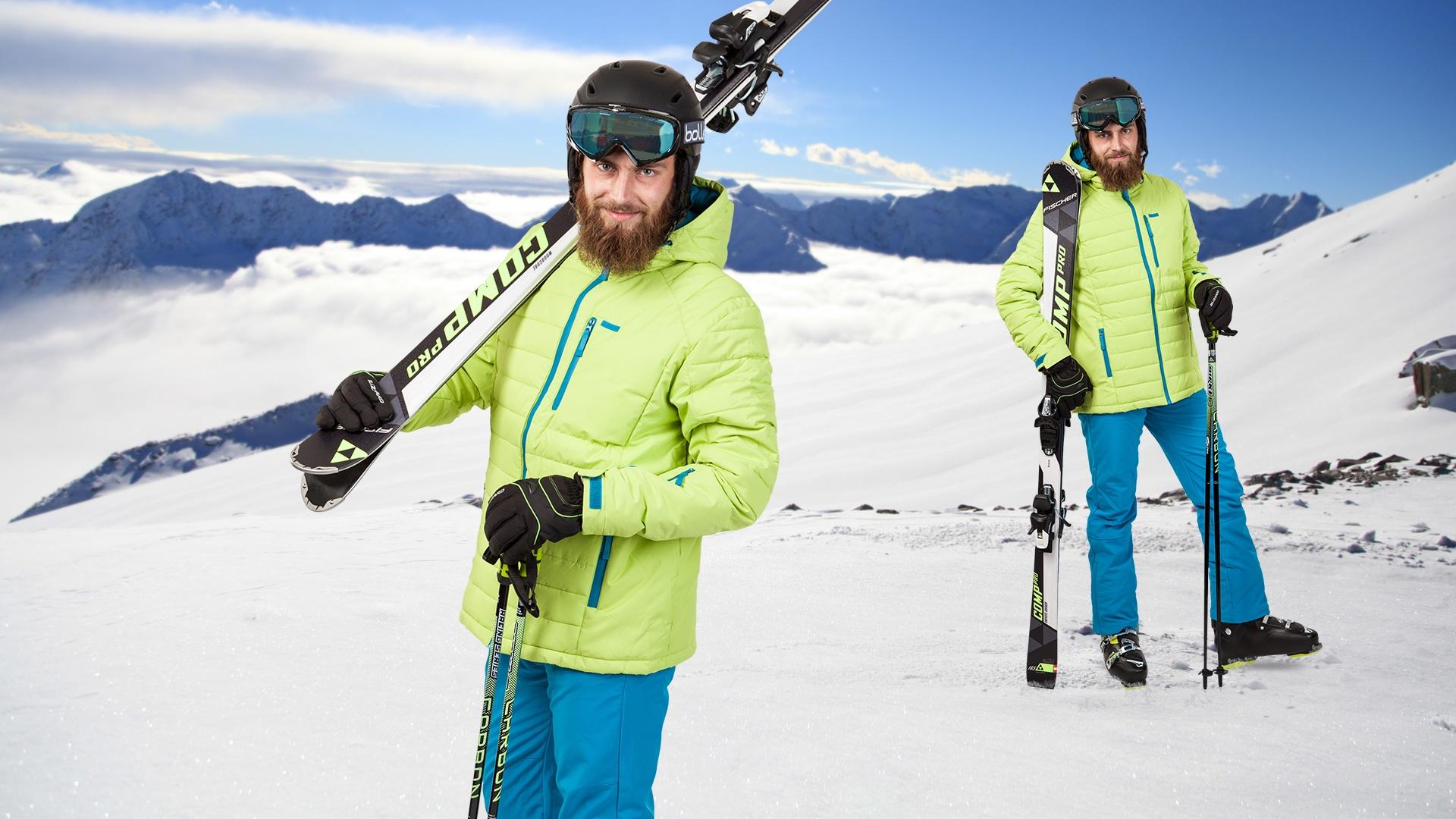 Pánsky lyžiarsky set Loap