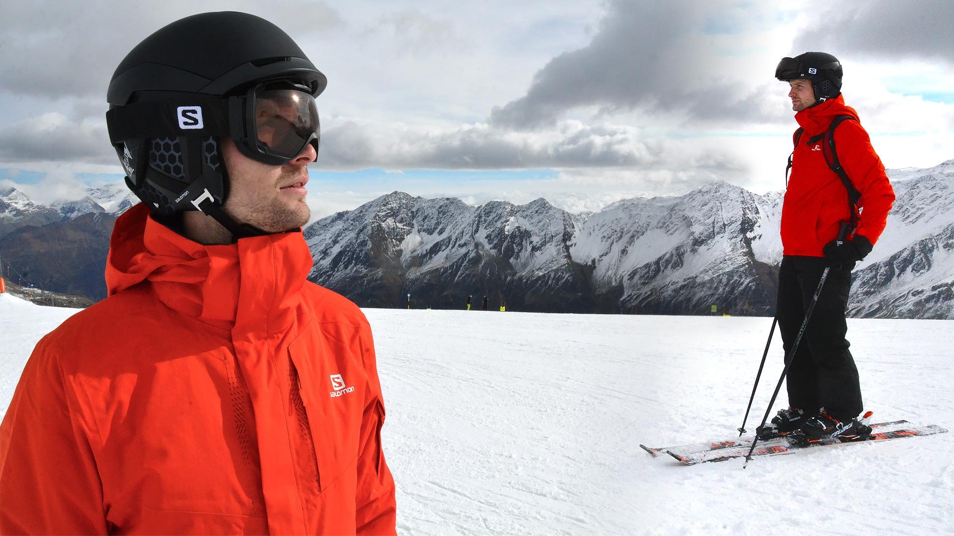 Pánsky lyžiarsky set Salomon