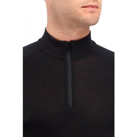 Pánske termo tričko s dlhým rukávom - Icebreaker MENS EDAY LS HZ - 2