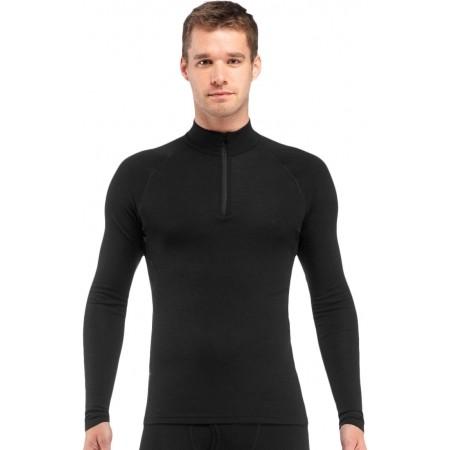Pánske termo tričko s dlhým rukávom - Icebreaker MENS EDAY LS HZ - 3