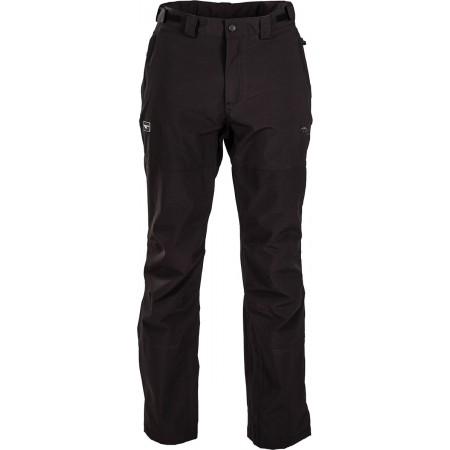 Pánske outdoorové nohavice - Hi-Tec TRAMAN SOFTSHELL PANTS LIGHT - 2