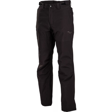 Pánske outdoorové nohavice - Hi-Tec TRAMAN SOFTSHELL PANTS LIGHT - 1