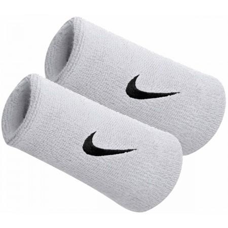 Potítko - Nike SWOOSH DOUBLEWIDE WRISTBAND
