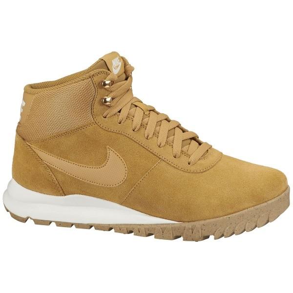 Nike HOODLAND SUEDE - Pánska zimná obuv