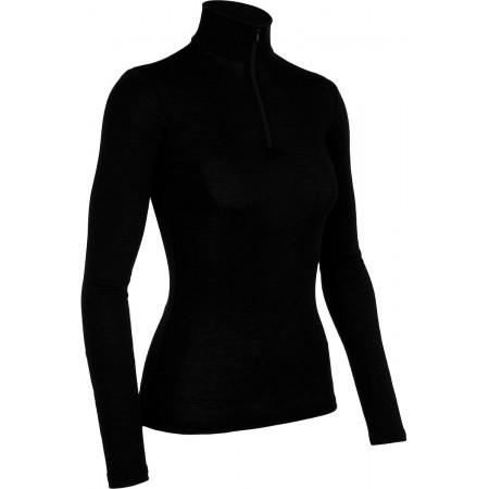 Dámske termo tričko s dlhým rukávom - Icebreaker WMNS EDAY LS HZ - 1