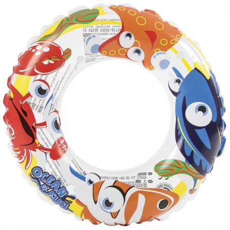 Nafukovací kruh - HS Sport OCEAN - 1
