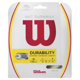 Wilson NXT DURAMAX 16 - Bedmintonový výplet