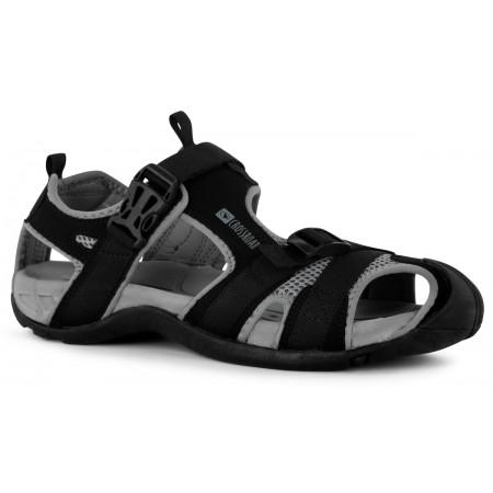 Pánske sandále - Crossroad MACAN-BLK - 1