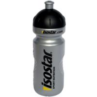 Isostar BIDON SILVER 650ML - Univerzálny športová fľaša - Isostar