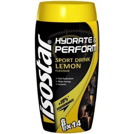 Isotonický nápoj - Isostar HYDRATE PERFORM 560G - 2