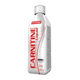 Nutrend CARNITIN LIQUID 500ML - Tekutý L-Carnitin