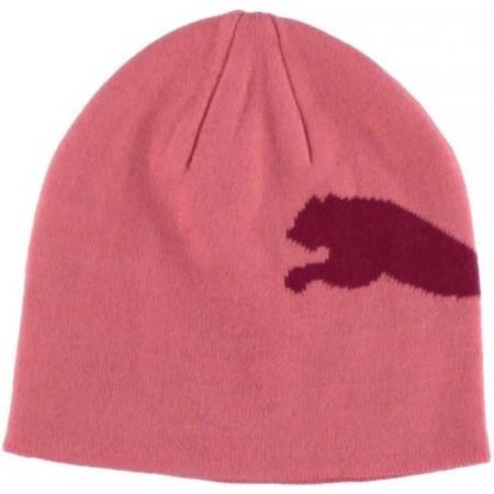 Juniorská zimná čiapka - Puma BIG CAT BEANIE JNR - 1