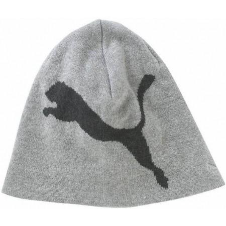 Juniorská zimná čiapka - Puma BIG CAT BEANIE JNR - 3