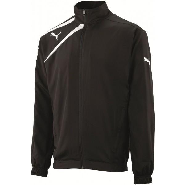 Puma SPIRIT WOvoN JACKET JR - Detská športová bunda