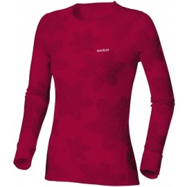 Odlo SHIRT L/S CREW NECK WARM TREND