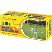 Outdoor Play TENIS A BADMINTON SET
