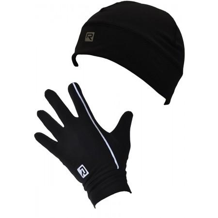 Set rukavice a čiapka - Rucanor SET LOAN A VINES