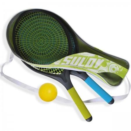 Sada na lenivý tenis - SPORT TEAM SOFT TENIS SET 2