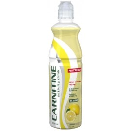 Nutrend CARNITINE ACTIVITY DRINK s kofeinom CITRÓN
