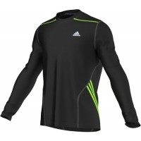 adidas QUE LONG SLEEVE TEE