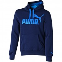 Puma LOGO HOODED SWEAT FLEECE