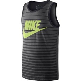 Nike TANK-STRIPED FUTURA - Pánske tielko