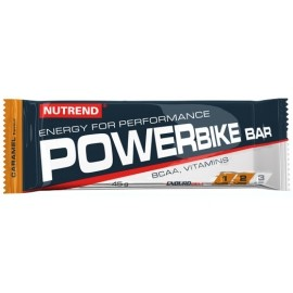 Nutrend POWER BIKE BAR KARAMEL