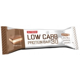 Nutrend LOW CARB PROTEIN BAR 30 NUGÁT - Proteínová tyčinka