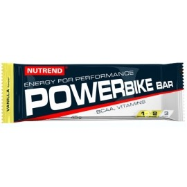 Nutrend POWER BIKE BAR VANILILKA