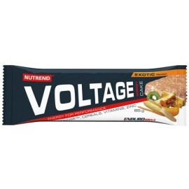 Nutrend VOLTAGE ENERGY CAKE EXOTIC