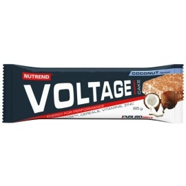 Nutrend VOLTAGE ENERGY CAKE KOKOS - Tyčinka