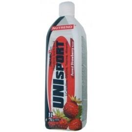 Nutrend UNISPORT LESNÁ JAHODA - Športový nápoj
