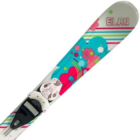 Elan LIL MAGIC + EL 4.5 VRT - Detské zjazdové lyže - Elan Elan LIL MAGIC + EL 4.5 VRT - 1