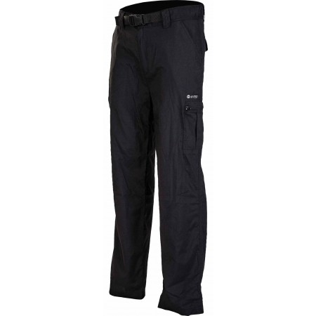 LOBAN OUTDOOR PANTS LIGHT - Pánske outdoorové nohavice - Hi-Tec LOBAN OUTDOOR PANTS LIGHT - 1