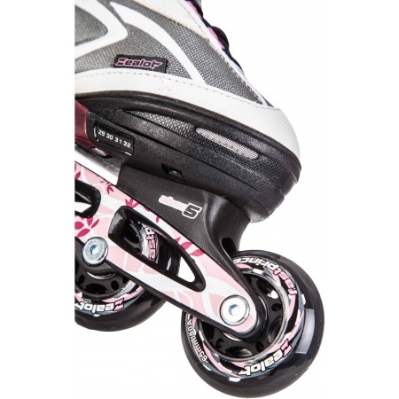 Dedské in-line korčule - Zealot Fastprincess - 7