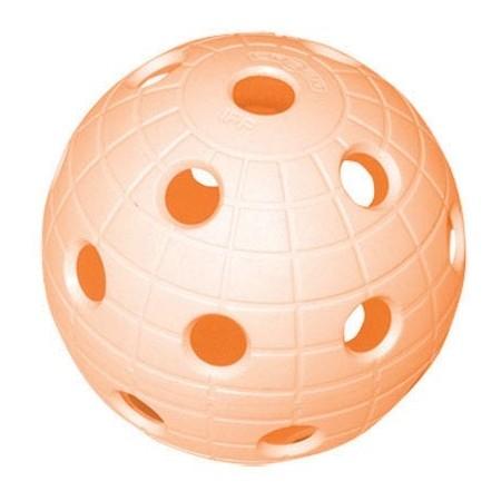 Florbalová loptička - Unihoc MATCH BALL CRATER WFC ORG