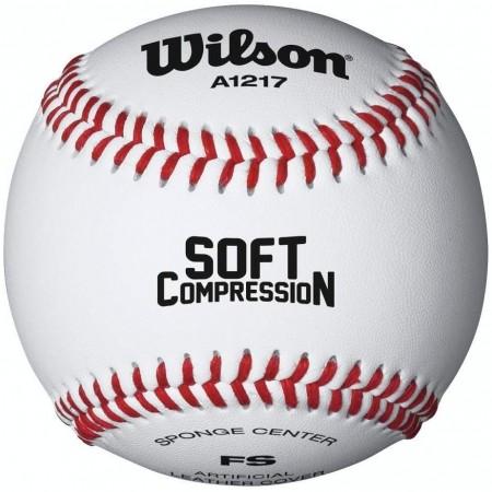 Bejzbolová lopta - Wilson SOFT COMPRESSION - 1