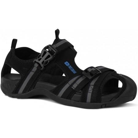 Pánske sandále - Crossroad MACAN-BLK - 2