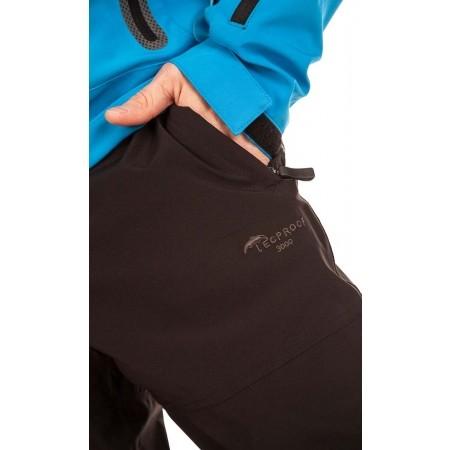Pánske outdoorové nohavice - Hi-Tec TRAMAN SOFTSHELL PANTS LIGHT - 4