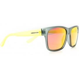 Blizzard Rubber black trans Polarized - Slnečné okuliare
