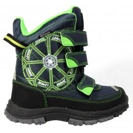 Junior League RUNAR - Detská zimná obuv