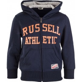 Russell Athletic HOODY zips THRU HOODY
